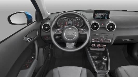 Interior Gallery Fascination A Audi Singapore - Audi interior