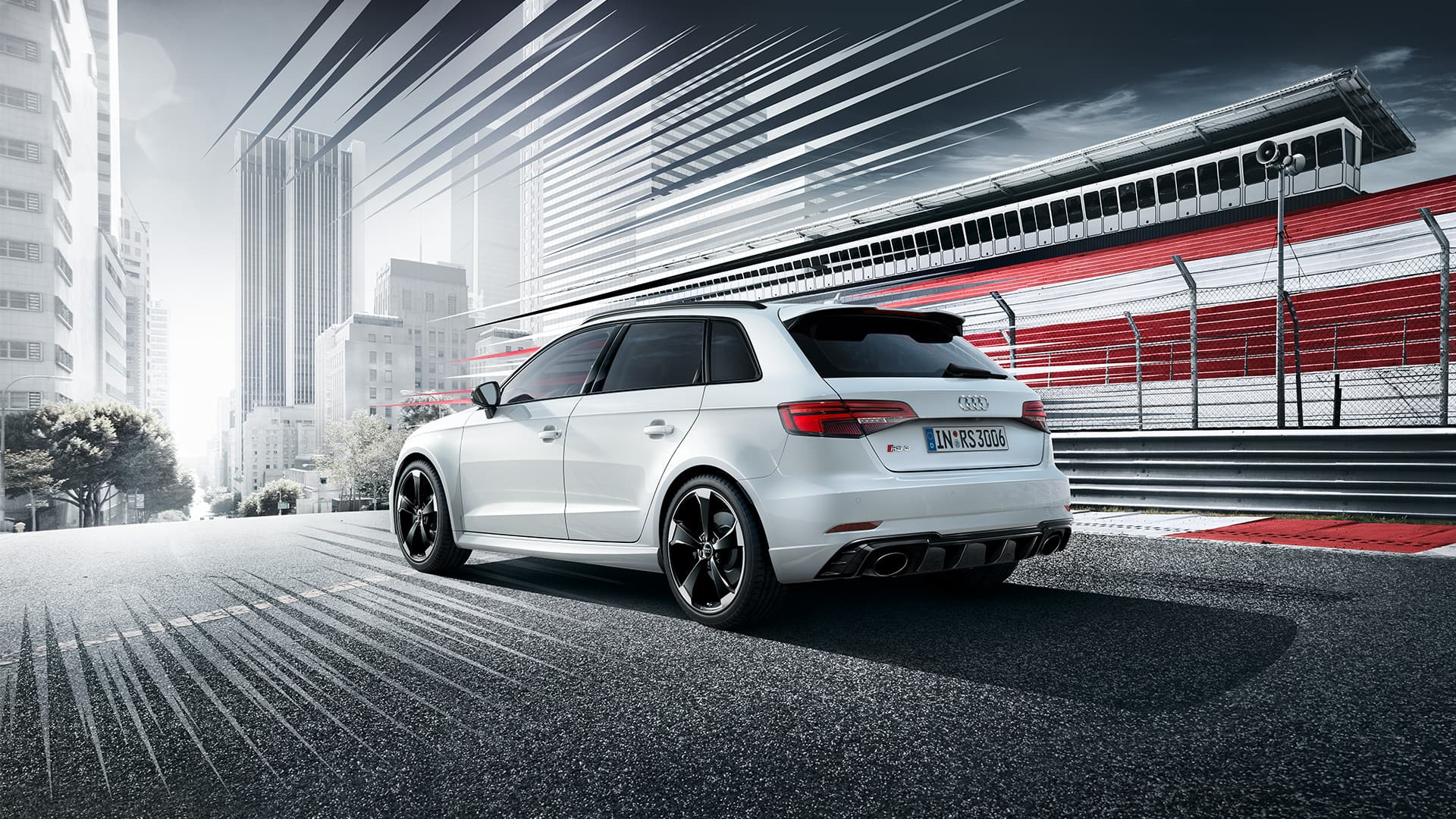 RS Sportback A Audi Singapore - Audi rs3