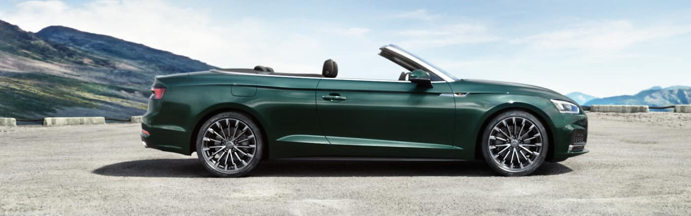 The New A5 Cabriolet A5 Audi Singapore