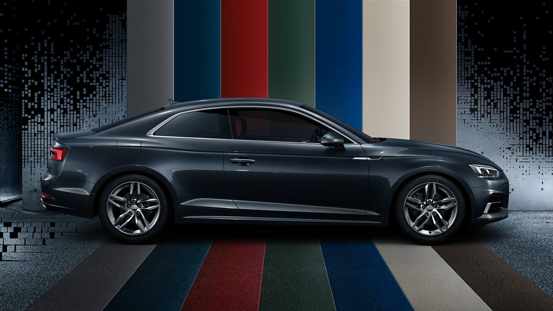 The New A Coupé A Audi Singapore - Audi 5