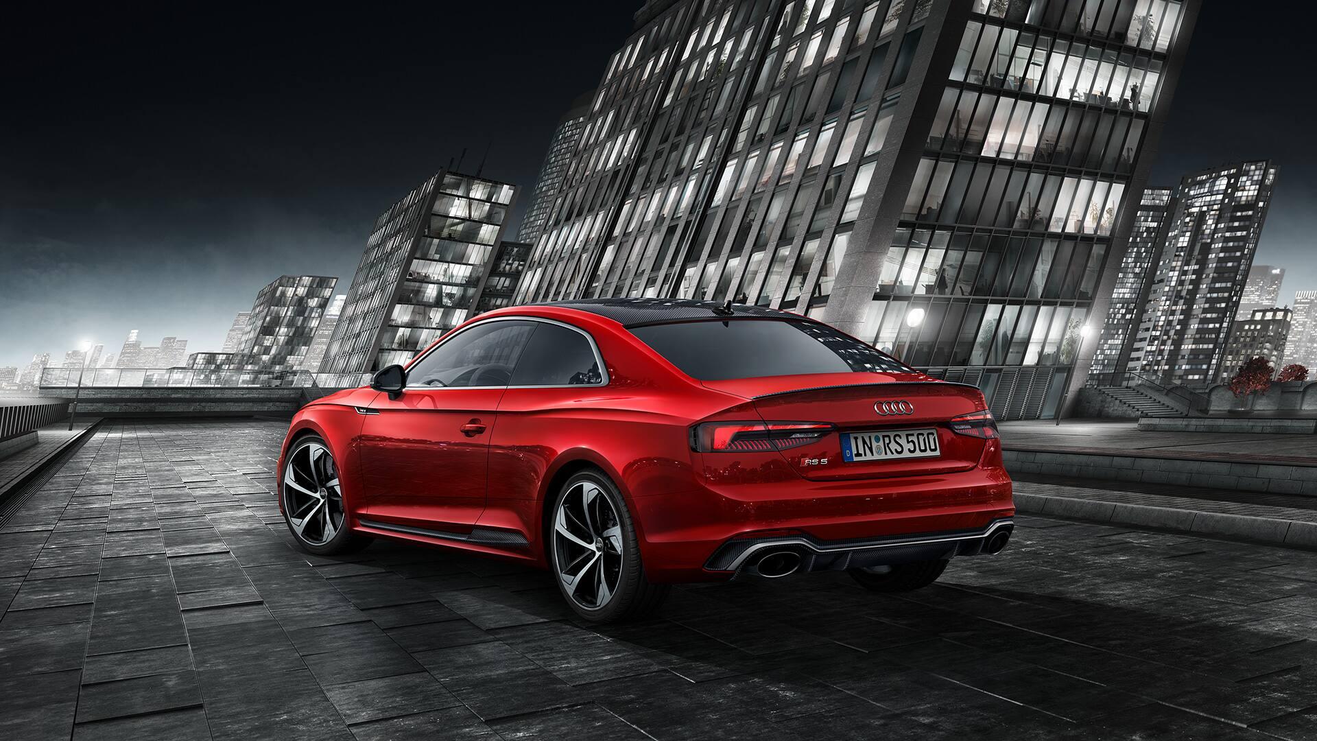 The new RS 5 Coupé > A5 > Audi Singapore
