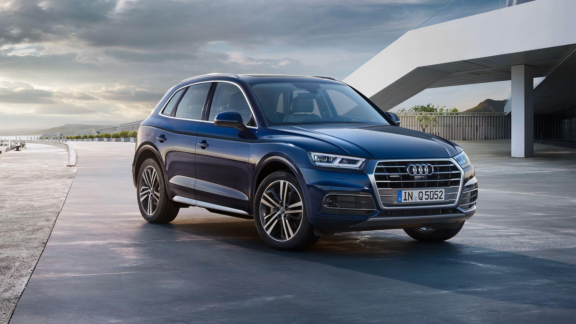 SQ5 TFSI > Q5 > Audi Singapore