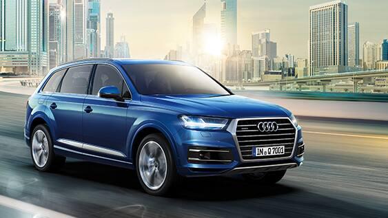 Your Audi Q Q Audi Singapore - Q7 audi