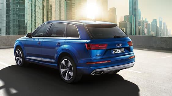 Your Audi Q7 > Q7 > Audi Singapore