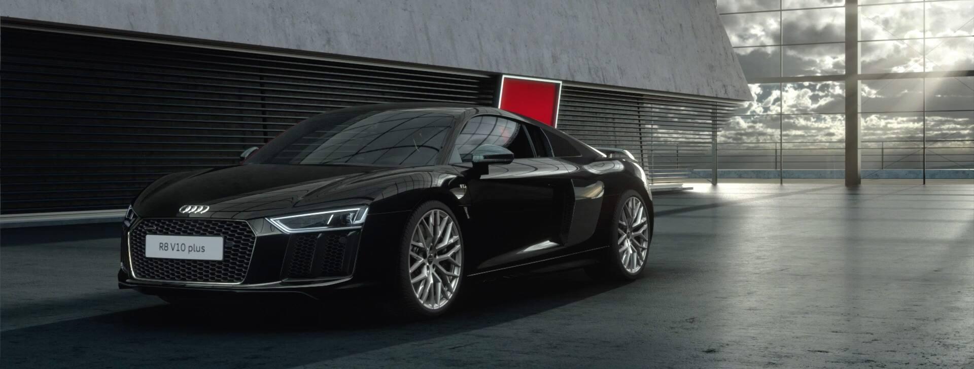 R Coupé R Audi Singapore - R8 audi