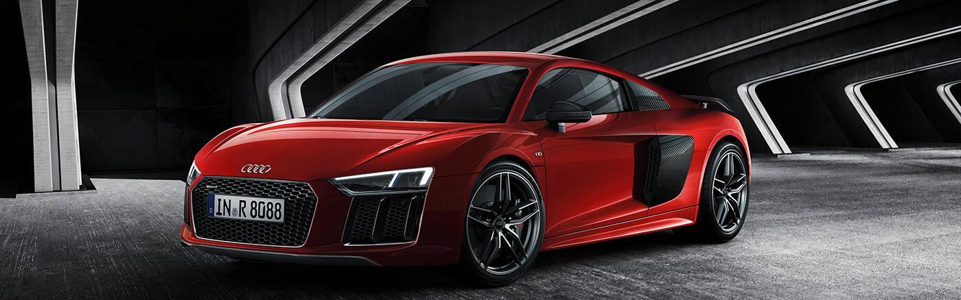 R8 Coupe R8 Audi Singapore