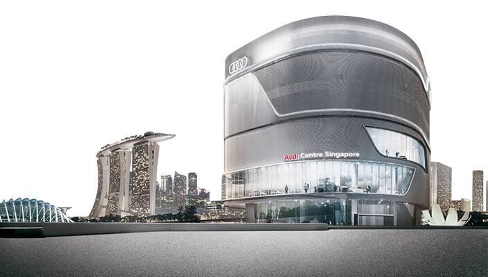 About Audi Singapore Audi Singapore - Audi dealer