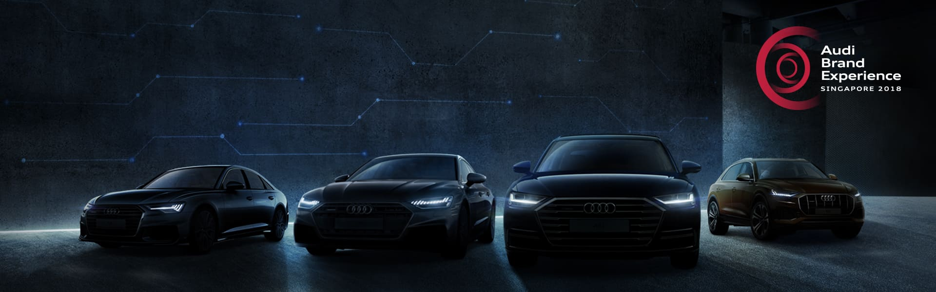 The new Audi A8.