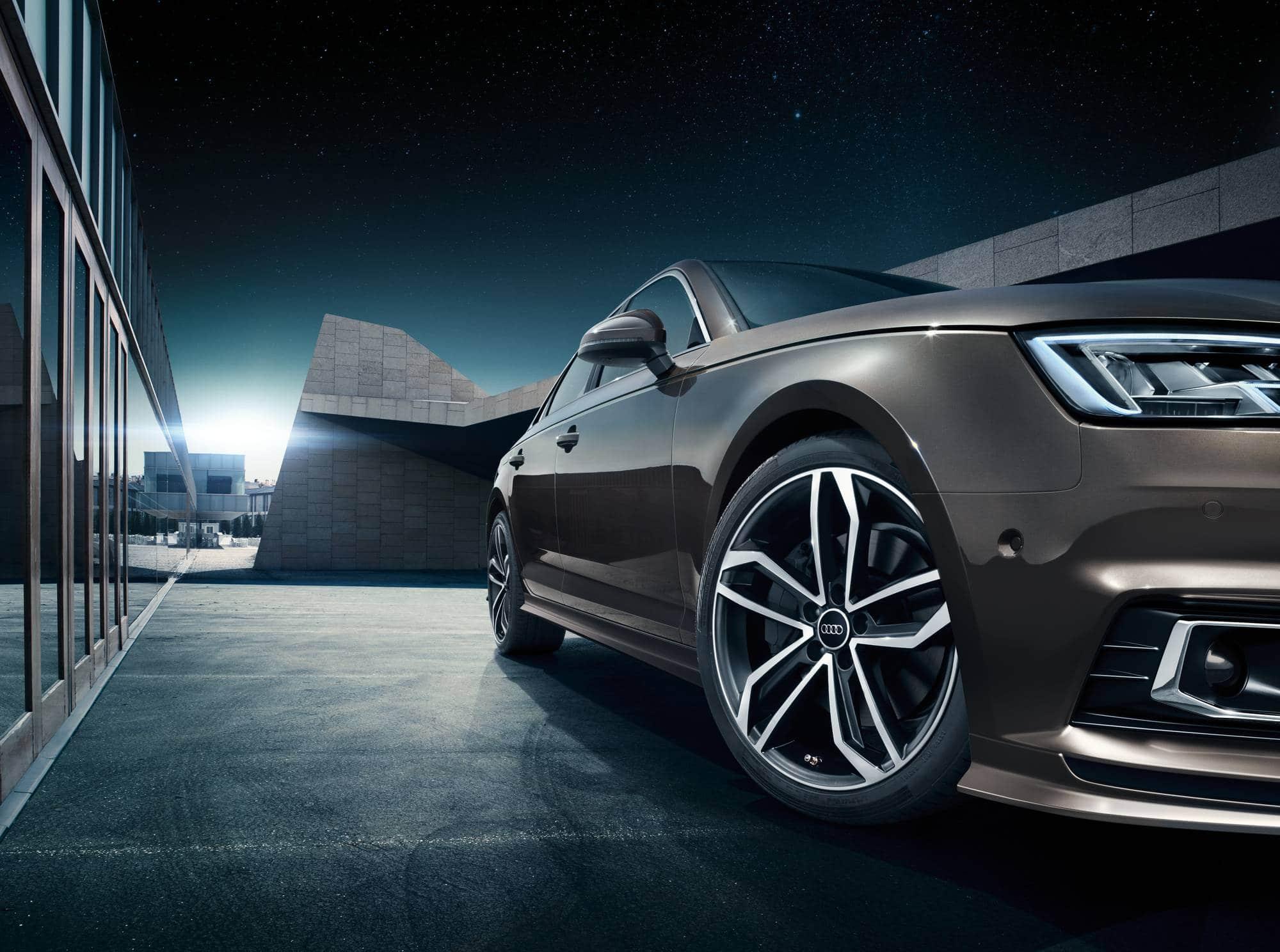 Win A Brandnew Audi A Equipped With Audi Genuine Accessories - Audi home