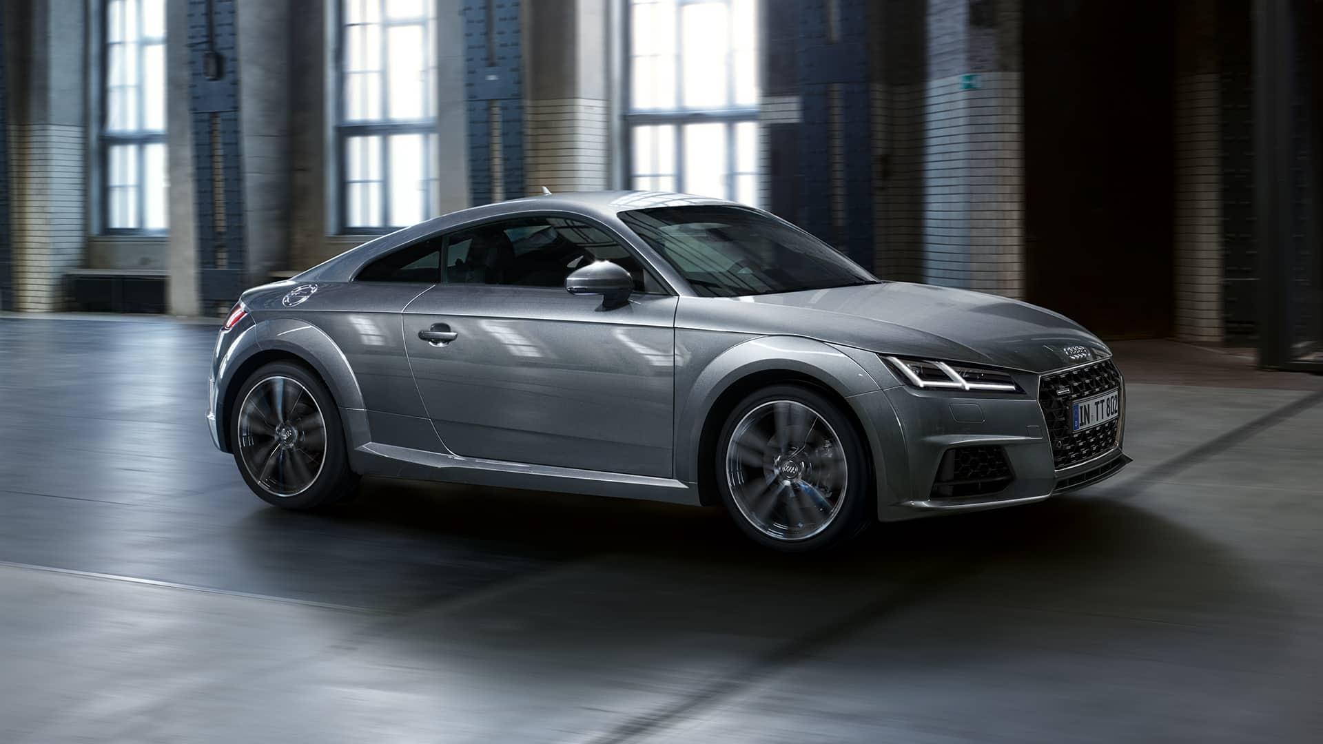 The new TT Coupé > TT > Audi Singapore
